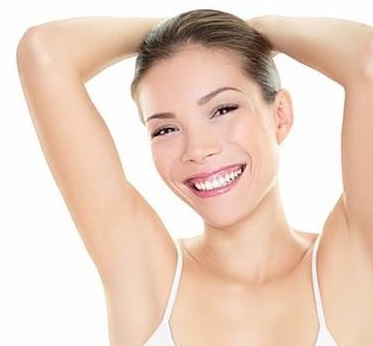 Bethany with Laser Hair Removal OKC